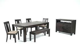 furniture kitchen table set simplified bobs furniture kitchen table montibello 54 x dining 7