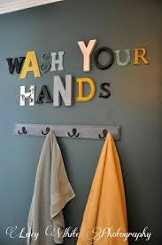 Wall Decor Bathroom Ideas Best 25 Half Bath Decor Ideas On Pinterest Half Bathroom Decor
