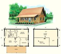 cabins plans cabin plans small loft plan basic with modern log 20x20 floor