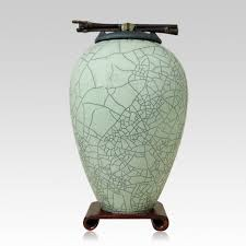 green cremation lime green cremation urn