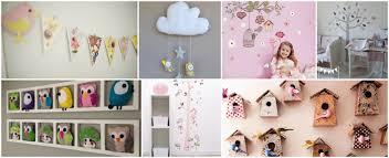 thème décoration chambre bébé deco chambre bebe theme oiseaux visuel 1