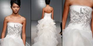 vera wang fall winter 2011 bridal gowns collection wedding dress