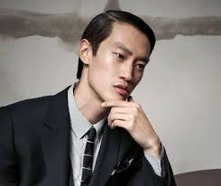 asian male side comb hair side part hairstyles for men