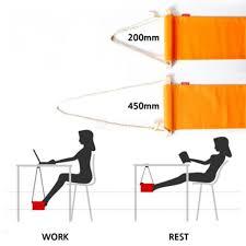 Desk Hammock Diy by Under Desk Hammock Ira Design