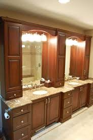 Bathroom Tower Cabinet Kitchenmaster Bathroom Remodeling