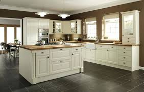 Painted Kitchen Cabinets White Cream Painted Kitchen Cabinets U2013 Frequent Flyer Miles