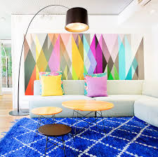 Powder Blue Area Rug Stunning Stand Out Area Rugs Ideas U0026 Inspiration