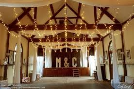 How To Do Ceiling Draping Drapes Wedding And Event Lighting By Oakwood Events