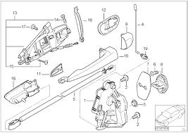 bmw 3 series e46 m54 handle door rear right 51227044842 ebay
