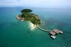 villa for sale in 2 bedroom overwater villa on song saa private