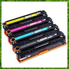 aliexpress com buy 131a color laserjet toner cartridge cf210a