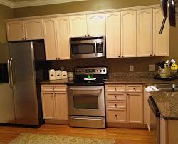 kitchen good looking light brown painted kitchen cabinets white