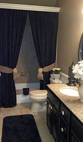 Our New Shower Curtain 10 Ten Genius Storage Ideas For The Bathroom 10 Moldings Bright