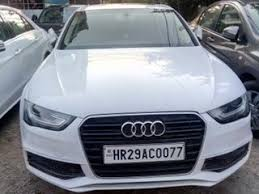 audi a4 service cost india 123 used audi cars in delhi with offers now cardekho