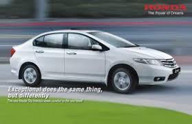 new honda city car price in india city diesel price india
