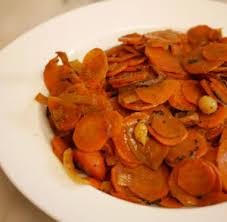 comment cuisiner les carottes carottes au jus d orange comment j ai changé de vie