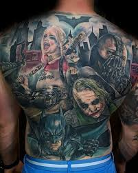 50 bane tattoo designs for men manly ink ideas