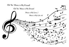 Music Note Decor Stickers Women Picture More Detailed Picture About Music Is My