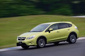 subaru suv 2014 subaru xv hybrid first drive