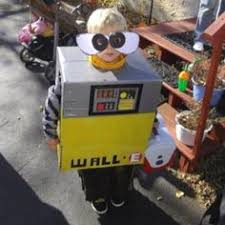 Wall Halloween Costume Coolest Homemade Wall Eve Halloween Costumes Pixar Movies