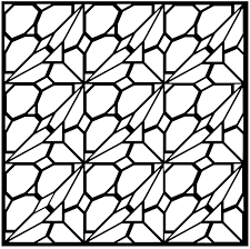 luxury tessellation coloring pages 13 for free coloring kids with