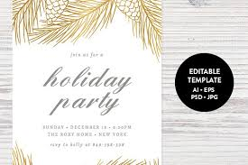 templates for xmas invitations holiday invitation template songwol a16770403f96