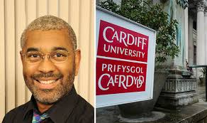 cardiff university racism homophobia investigation black up play