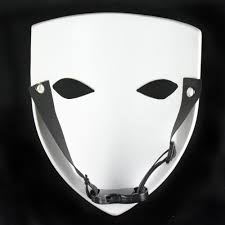 halloween party prom movie darker than black resin mask original