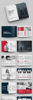 portfolio management reporting templates cool annual report black cn annual report on behance pinteres