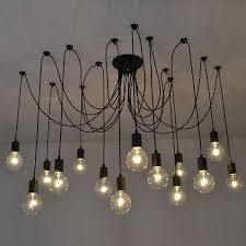 Modern Industrial Chandelier Industrial And Modern Pendant Chandelier This Listing Is For 14