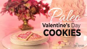 valentines day cookies paleo s day cookies coco treasure organics