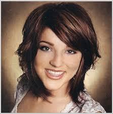 medium layered haircuts thick hair women medium haircut