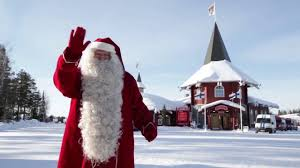 santa claus house north pole ak christmas house santa in santa claus village in lapland official