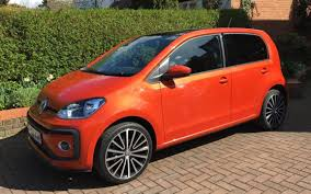 orange cars volkswagen up u2013 can the awkwardly named city car survive family
