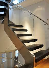 Glass Banisters For Stairs 15 Glass Balustrades U2013 A Versatile Practical And Elegant Option