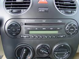 1998 2010 volkswagen beetle car audio profile