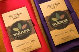 corporate gifts custom chocolates and wedding favors manoa