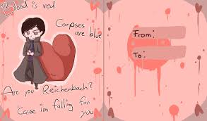sherlock valentines day cards sherlock valentines day card by pikaiscool on deviantart