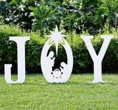 nativity yard decorations decor