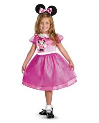 minnie mouse costume minnie mouse costume pink toddlers disney children s costumes
