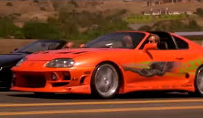toyota fast car 10 of the best fast and furious cars driven by paul walker