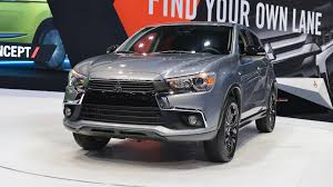 2017 mitsubishi outlander sport brown mitsubishi polishes the outlander sport for new limited edition
