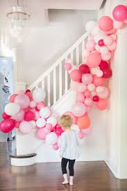 How To Decorate Birthday Party At Home by Best 25 Birthday Balloon Decorations Ideas On Pinterest Balloon