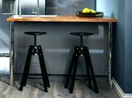 table de cuisine haute avec tabouret table de cuisine haute avec tabouret cuisine avec table haute bar