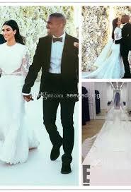 how much does kim kardashian wedding dress cost design your