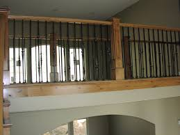 interior homes staircase railing ideas modern stair railing1