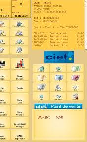 logiciel gestion cuisine logiciel de restaurant ciel café resto gestion des suites et