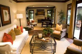 Brown Leather Living Room Decor 47 Beautifully Decorated Living Room Designs