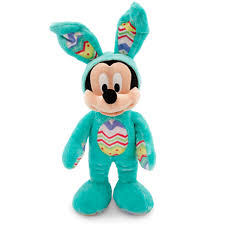easter mickey mouse disney finds mickey mouse easter plush