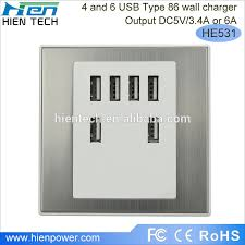 building decoration material wall plate switch electric socket usb